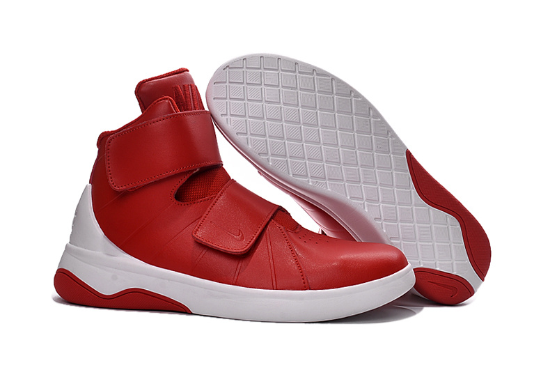 Nike MARXMAN Red White Shoes