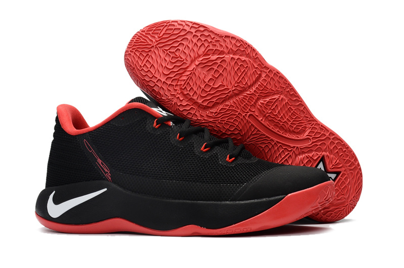 Nike PG 2 Black Red Shoes
