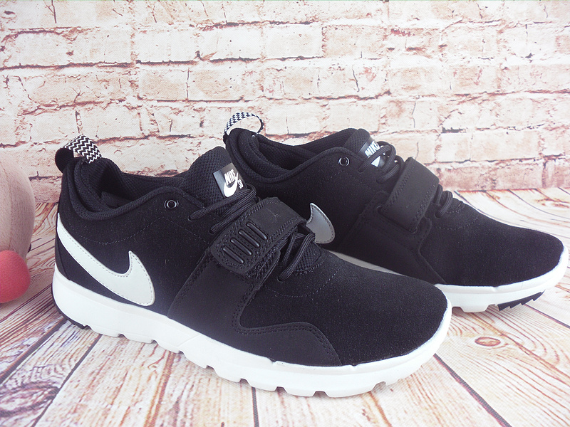 Nike Trainerendorl Black White Shoes