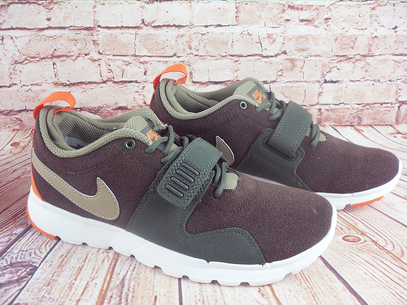 Nike Trainerendorl Brown Army White Shoes