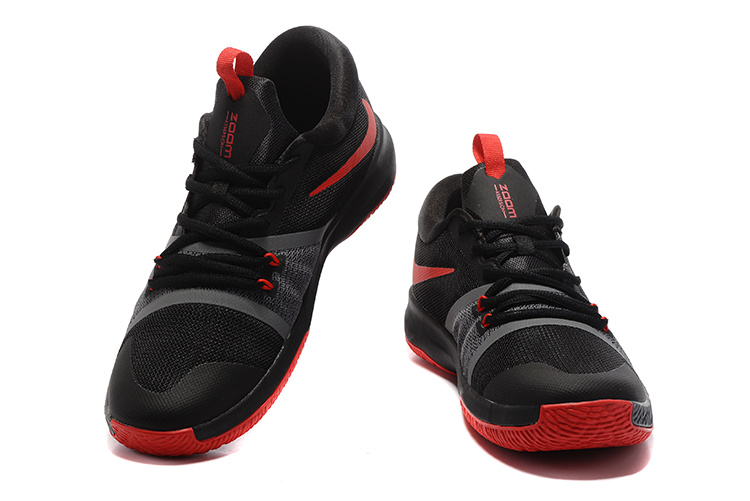 Nike Zoom Assersion EP Black Red Shoes