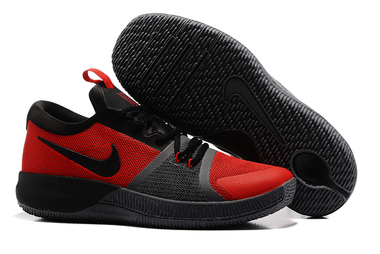 Nike Zoom Assersion EP Red Black Shoes