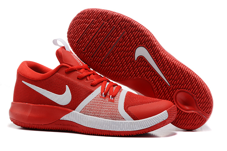 Nike Zoom Assersion EP Red White Shoes