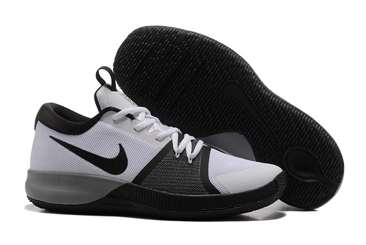 Nike Zoom Assersion EP White Black Shoes