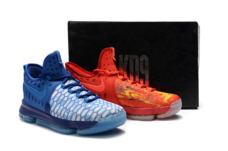 Nike Zoom KD 9 EP Basketball Shoes