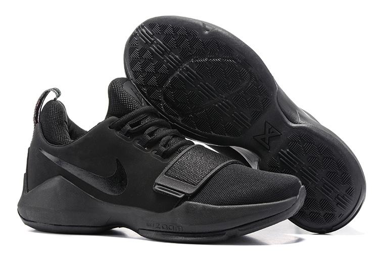 Nike Zoom PG 1 All Black Shoes