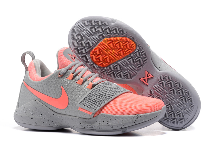 Nike Zoom PG 1 Grey Pink Shoes