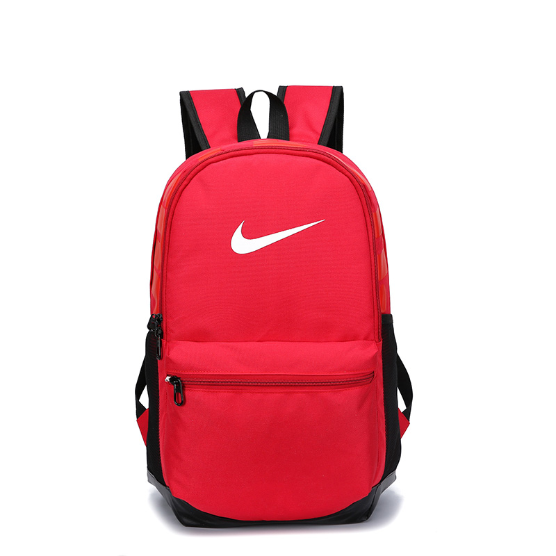 Official Nike Backpack Red Black White