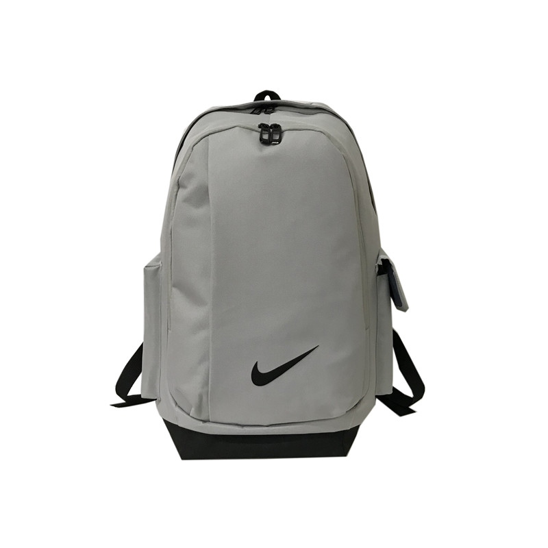 Schoolchildren Nike Backpack Grey Black