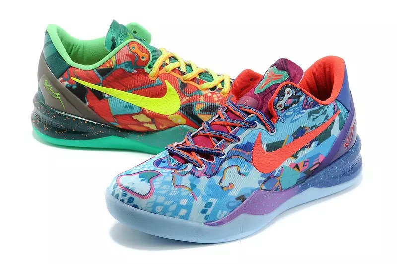 What the Kobe 8 Shoes