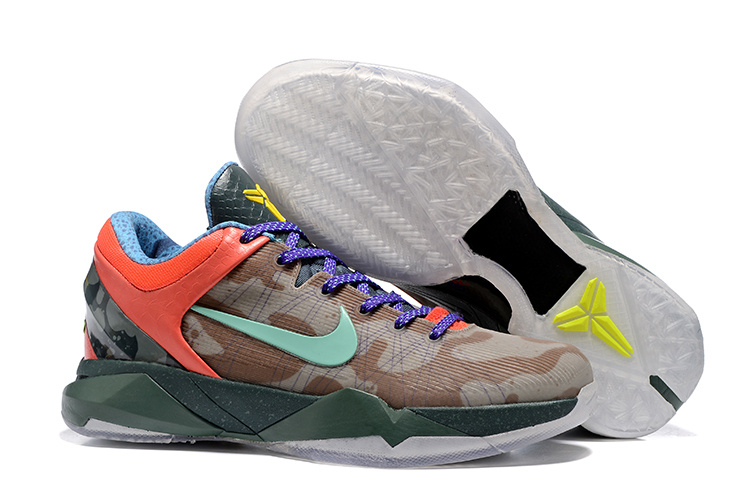 What the Kobe of Kobe 7 Shoes