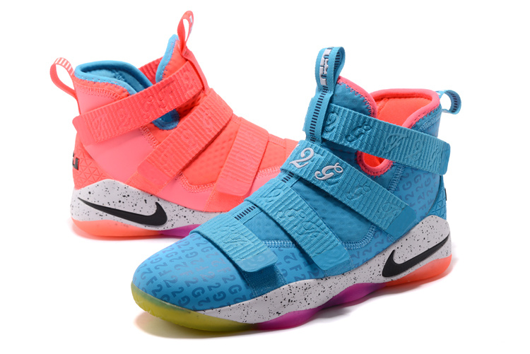 What the LeBron of Nike LeBron Soldier 11 Shoes