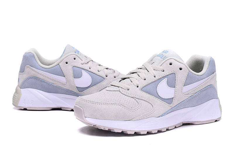 Women Nike Air Icarus Extra QS Grey Blue Shoes