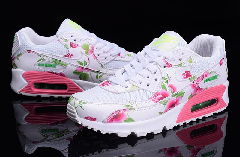air max 90 donna fiori