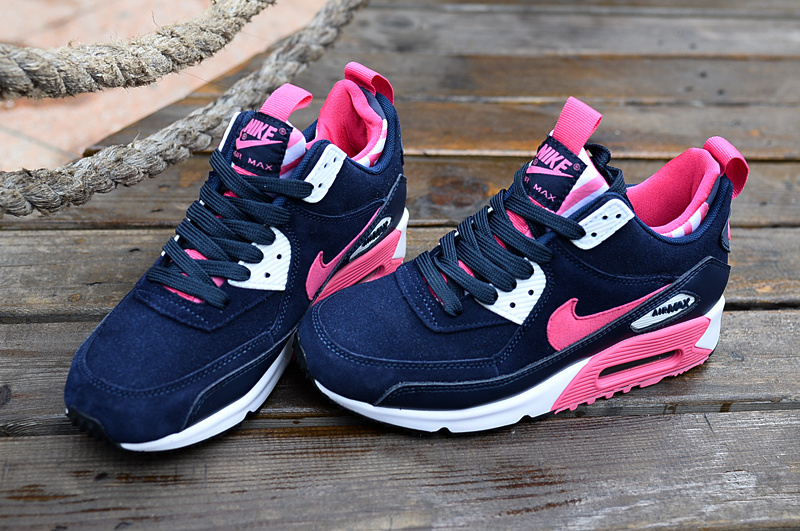 on sale 62f4a a772e blue and pink air max 90