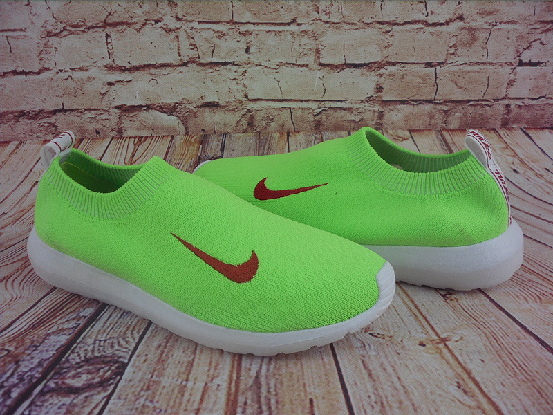 Women Nike Free 3.0.2 Fluorscent Green Red Shoes